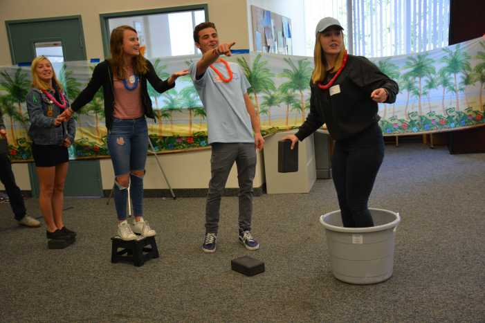 Students participate in third annual Unconvention