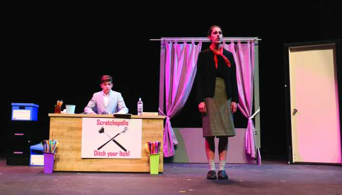 Students direct productions for Playwrights Festival