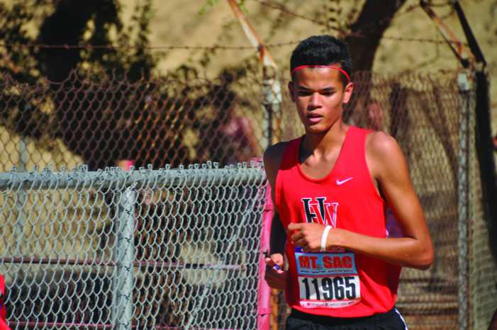 Runners advance to finals