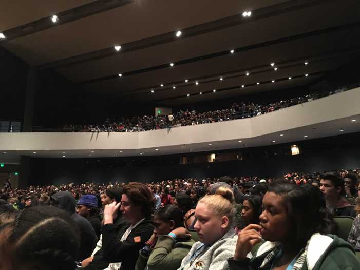 Students, faculty attend diversity conferences