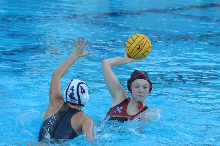 HW Girls Water Polo vs Notre Dame