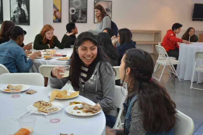 Affinity groups host multicultural brunch