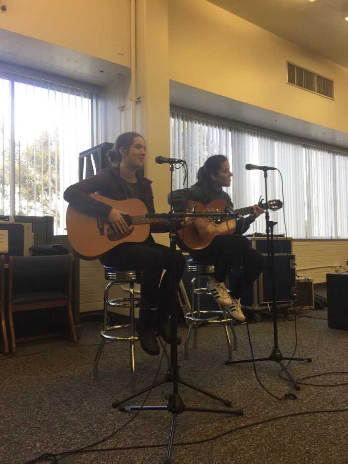 Prefect Council hosts second Coffee House