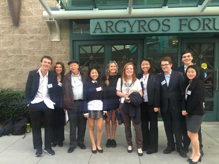Ethics Bowl advances to state competition