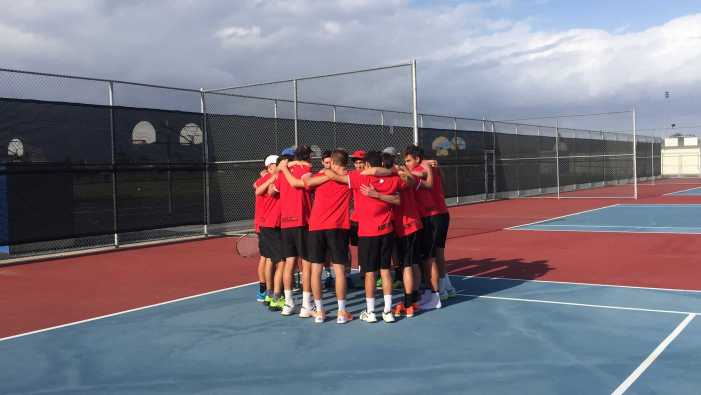 Boys' tennis defeats rival Los Alamitos to advance to CIF semi-finals