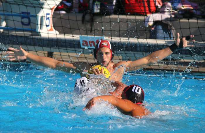 HW Boys Water Polo vs. Murrieta Valley