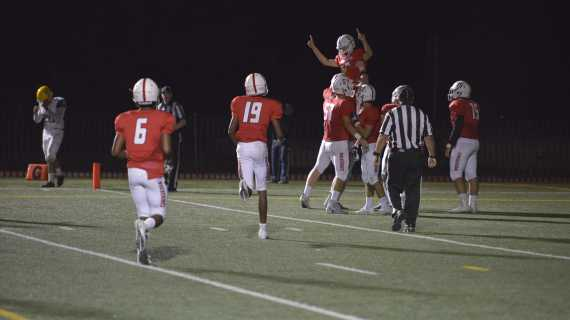 Football routs Jefferson
