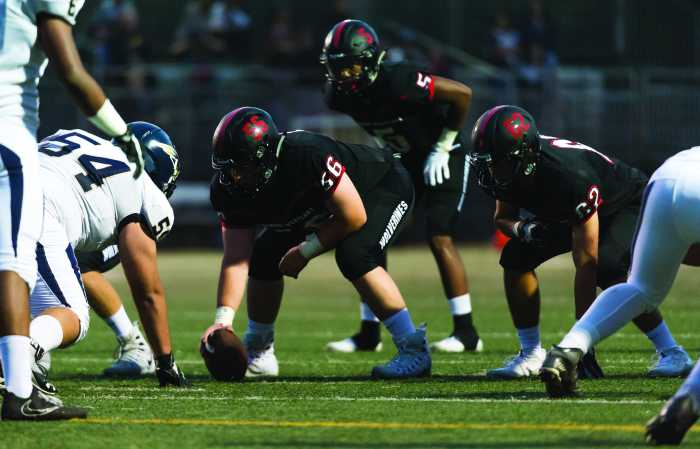 Beating the Heat: the football team's experience with blazing temperatures