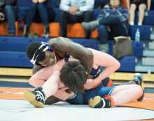 Wrestling motivated after cancellations