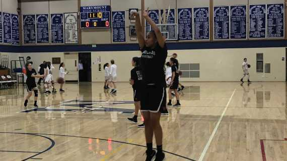 Girls' basketball beats Marymount