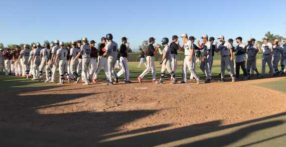 Baseball sweeps Notre Dame, takes command of Mission League