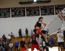 Boys' volleyball routs Crespi