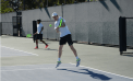 Boys' tennis defeats St. Francis, extends winning streak