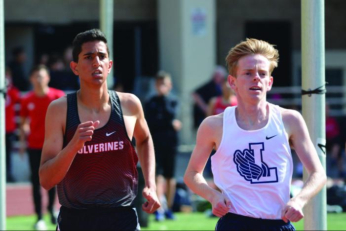 Track runners overachieve in historic season