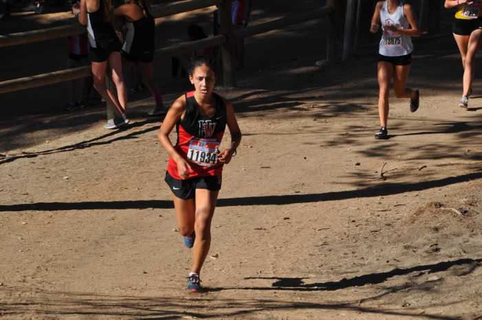 Team runs toward Seaside invitational