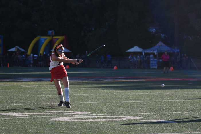 Field Hockey defeats Bonita on Homecoming