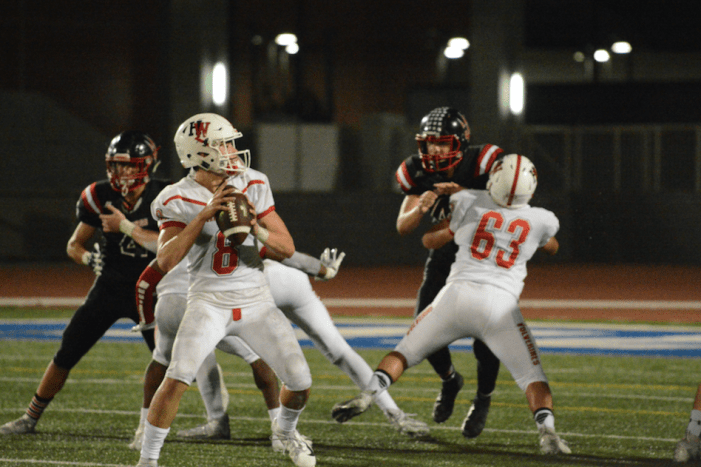 Football falls in first round of CIF playoffs