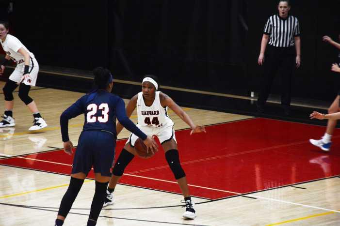 Girls' basketball defeats Chaminade in thrilling Senior Night finish