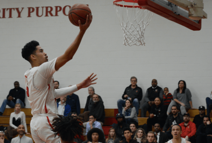 Boys' basketball beats Redondo Union in first round of playoffs
