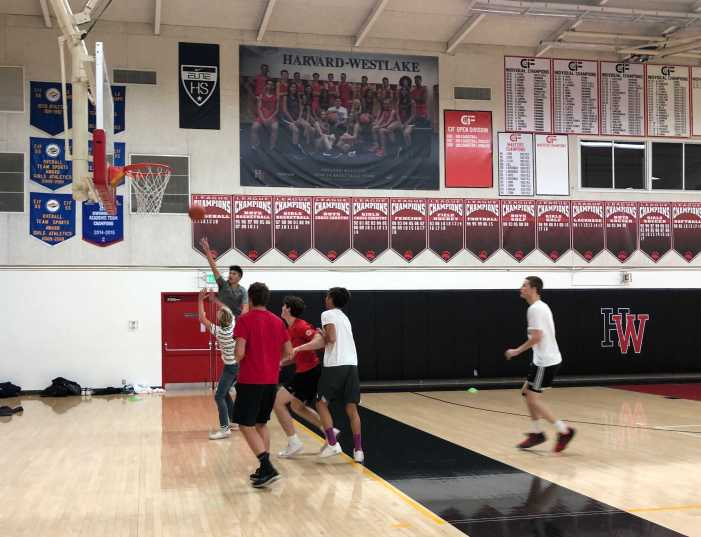 Prefect council hosts third annual March Madness tournament