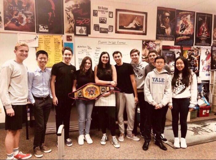 Debaters complete season with record number of bids, prepare for the TOC