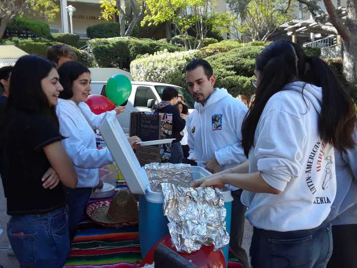 Affinity groups spread cultural awareness at third annual Multicultural Fair
