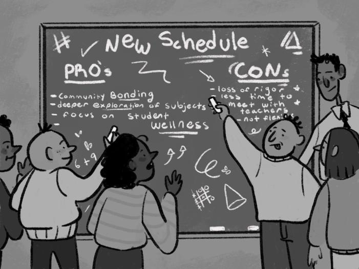 Scheduling a Change
