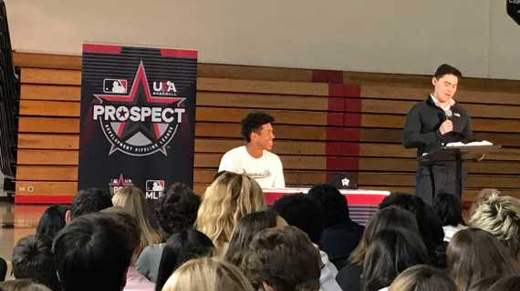 Drew Bowser '20 to play in Prospect Development Pipeline League