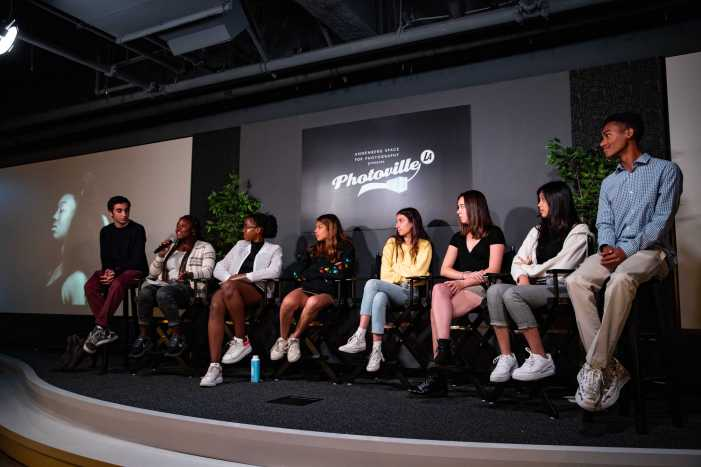 Eight students present at first-ever Photoville Los Angeles