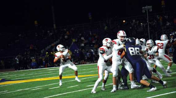 Tumultuous off-season leads to a fresh start for football