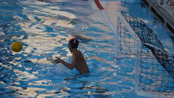 Boys' water polo dominates Crespi in league match