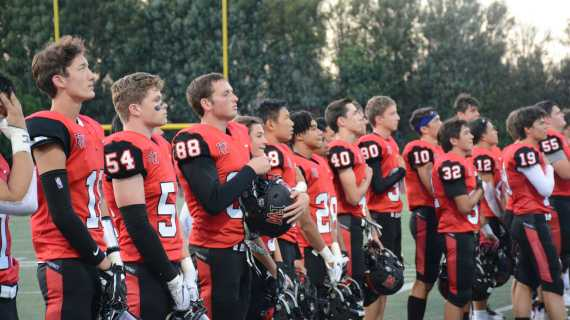 Football shut out by Crespi