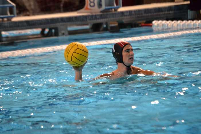 Boys' Water Polo wins Mission League