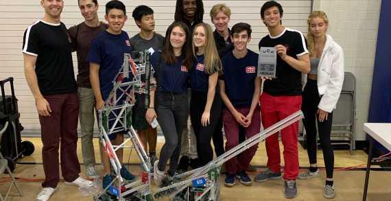 Robotics subteam 62X qualifies for state tournament