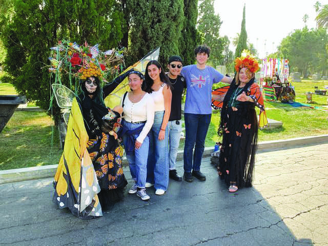 LAHSO celebrates Day of the Dead