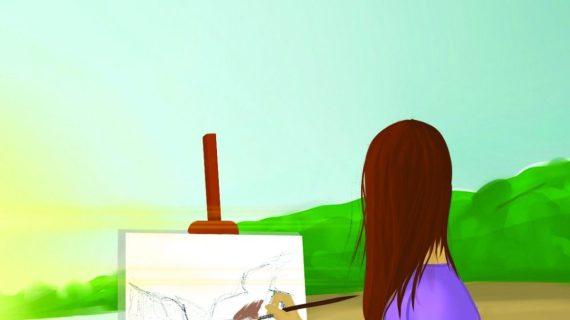 Artwork-ing Off Stress