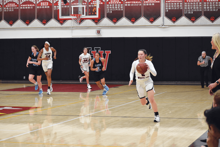 Girls end with wins in league