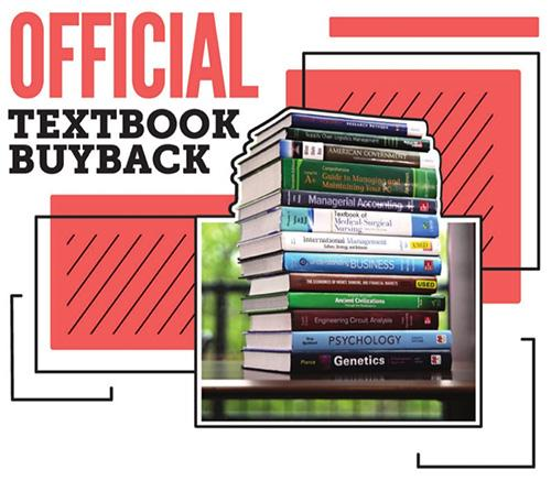 Book Buy Back will take place online