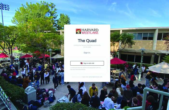 Prefect Council, HW Venture create The Quad as online event site for students