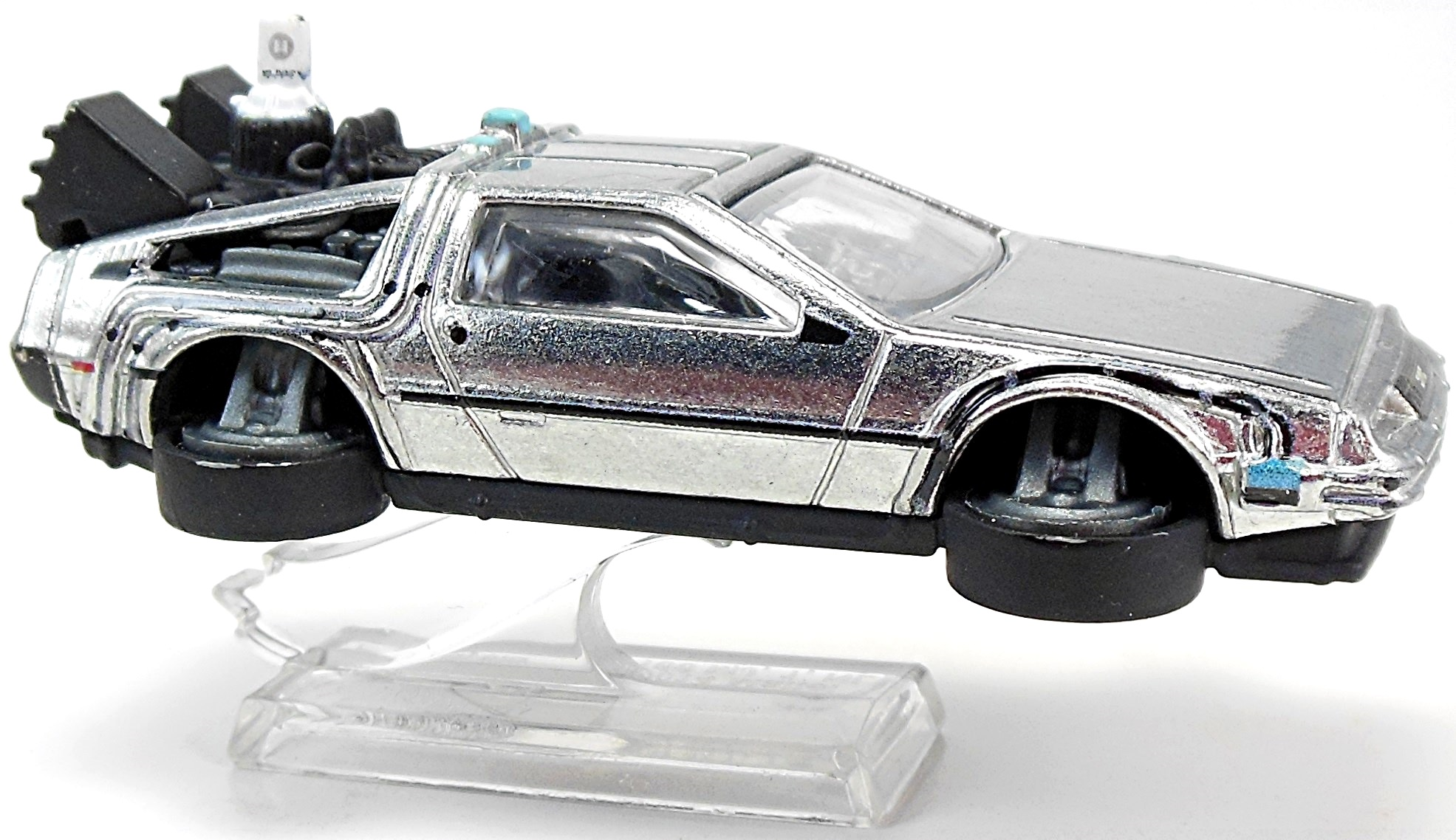 Back To The Future Time Machine Hover Mode 72mm 2015