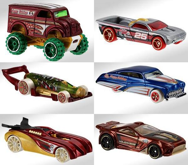 2016 Holiday series  Hot Wheels Newsletter