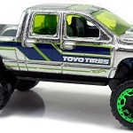 Dodge Ram 1500 Lifted 79mm 2007 Hot Wheels Newsletterhot Wheels Newsletter