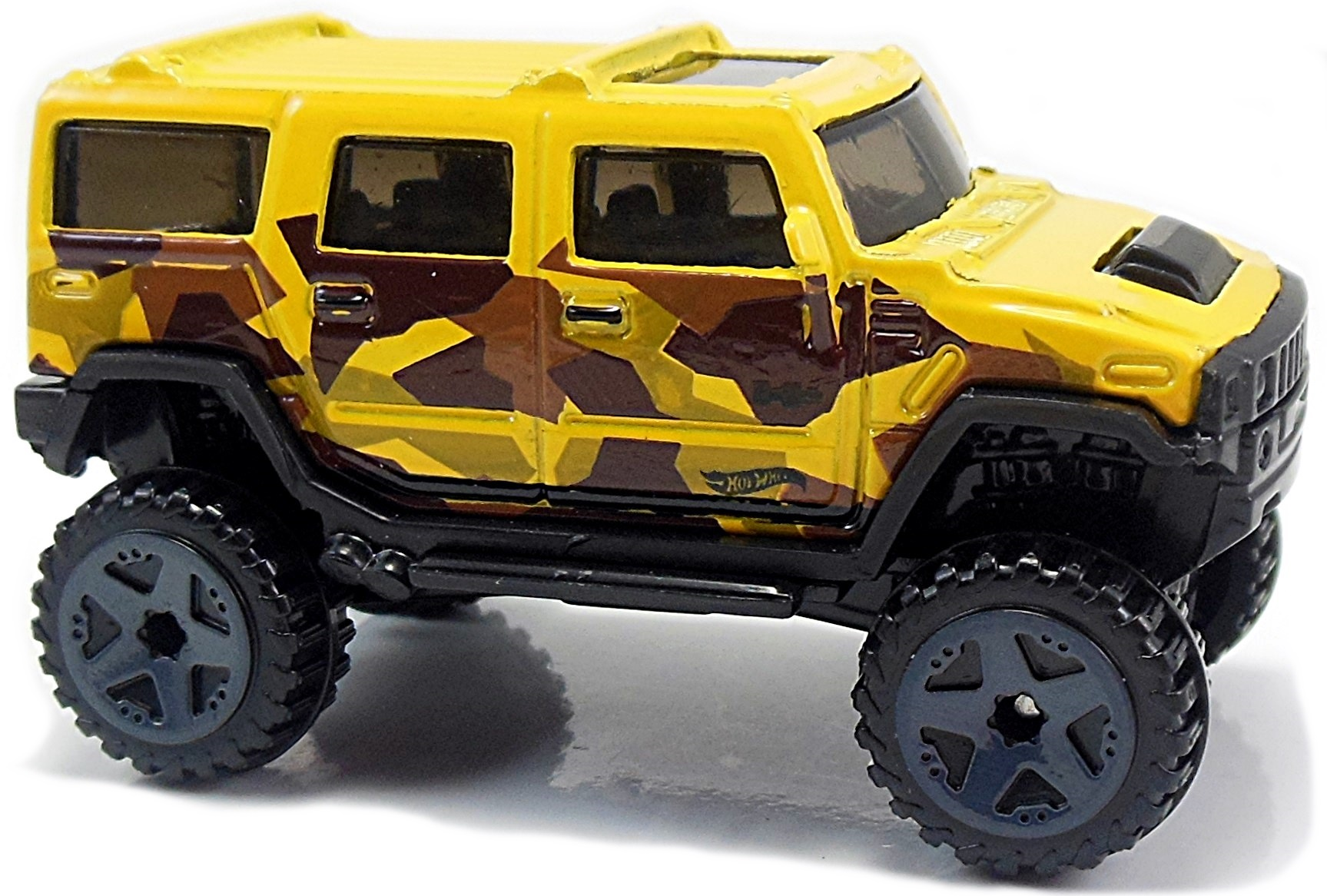 Hummer H2 lifted 68mm 2006