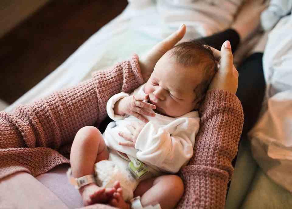 Denver fresh 48 newborn photographer