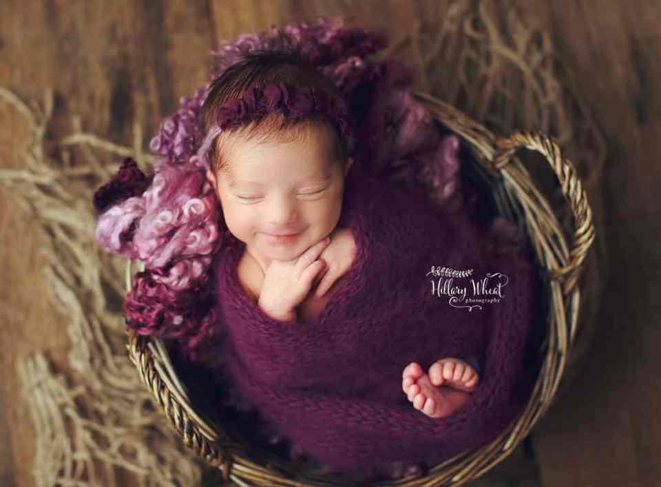 Denver newborn baby photographer