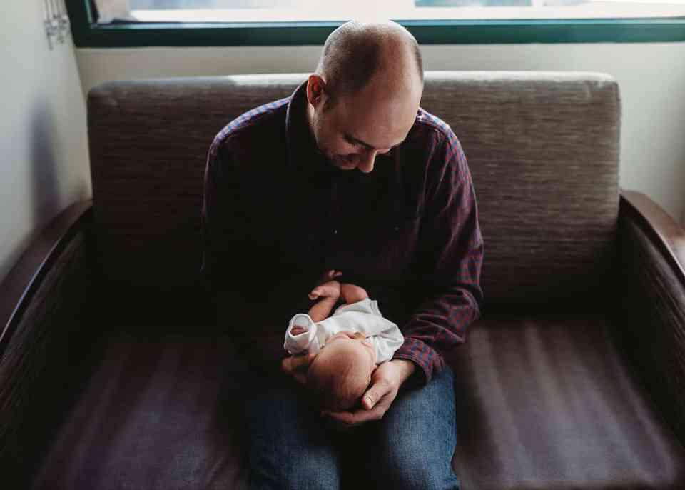 Denver newborn photographer Fresh 48 photography