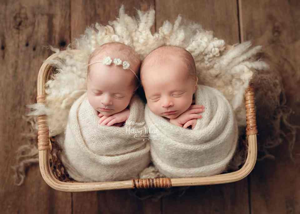 Denver Newborn Photography twins