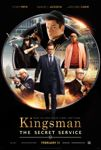 kingsman the secret service movie poster image