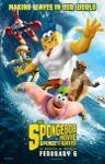 spongebob movie: sponge out of water poster image