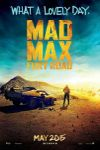 mad max: fury road movie poster image